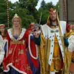 25-26 июня 2011 г. В г. Кутна Гора прибывает король
