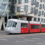 Пражскому электрическому трамваю - 120 лет