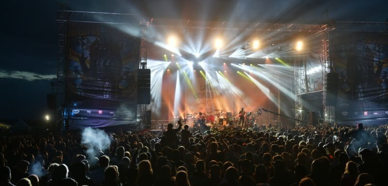 фестиваль The Mighty Sounds