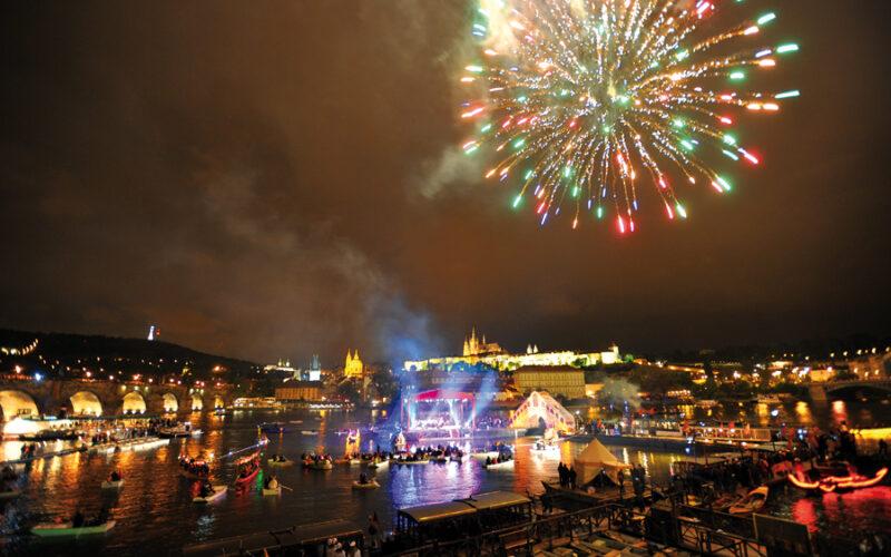 фестиваль в Праге