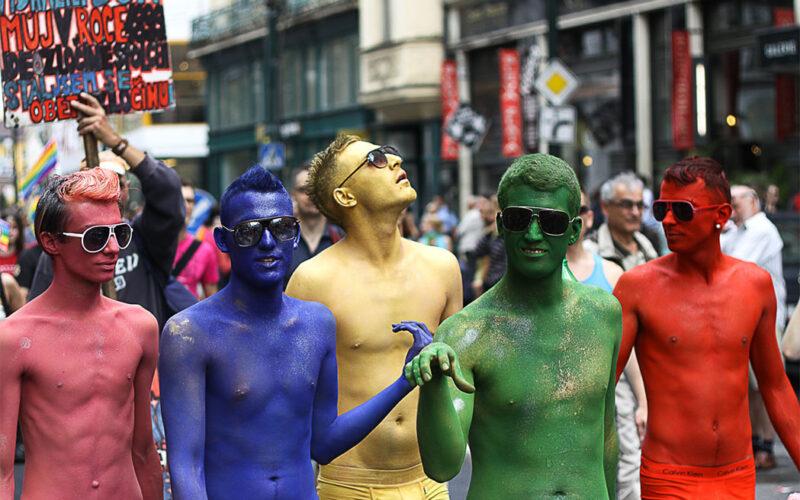 Фестиваль терпимости в Праге