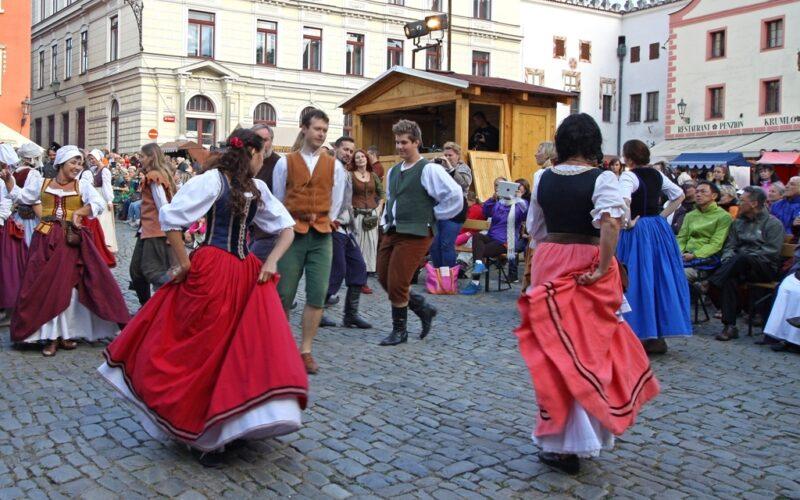 Старочешский праздник в Праге