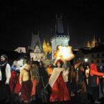 Большой парад привидений в Праге