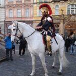 Праздник Святого Мартина в Праге