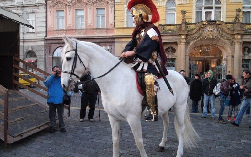 День святого Мартина в Праге