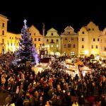 Рождество в Чешском Крумлове