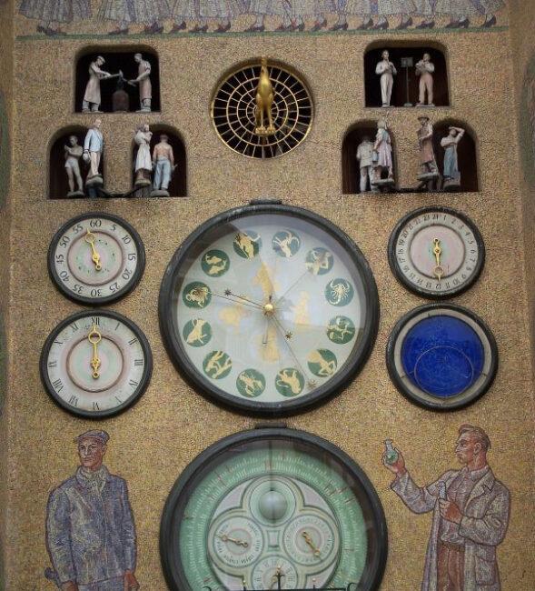 Астрономические часы Оломоуца