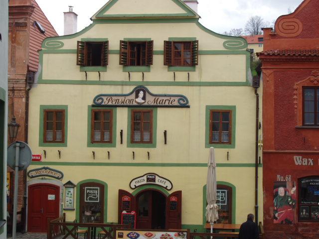 Отели чешского крумлова