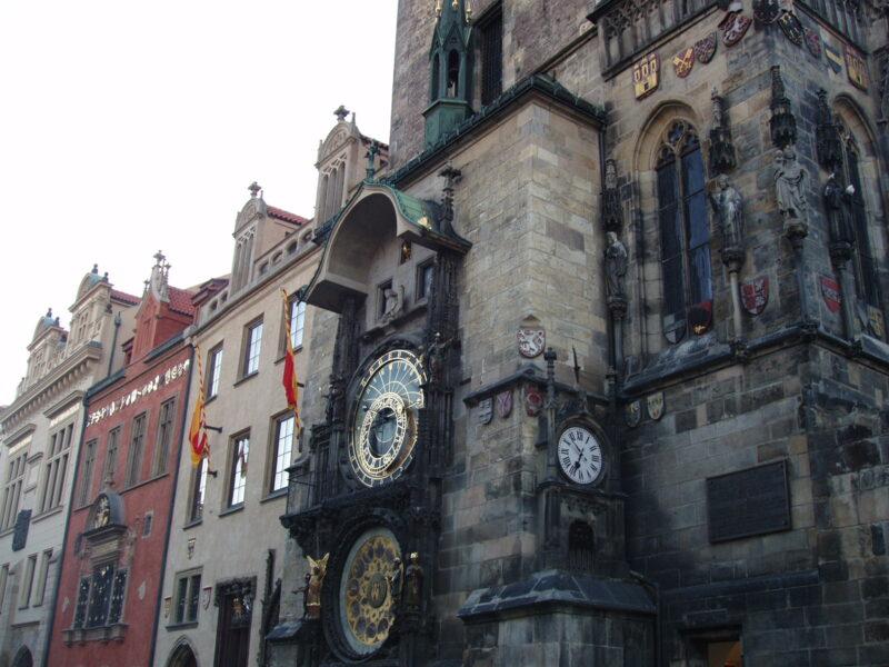 Орлой Староместская площадь Прага