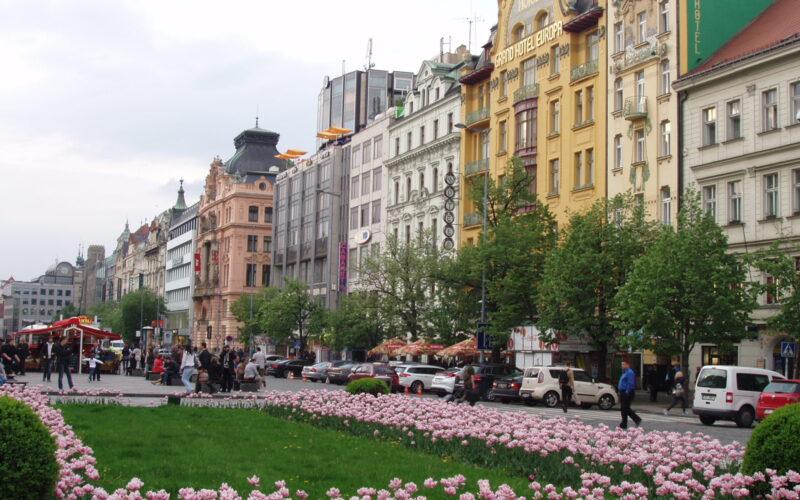 Отели Праги на Вацлавской площади