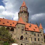 Сказочный замок Боузов