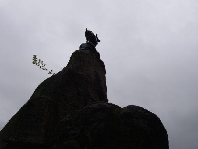 Памятник Серне Карловы_Вары