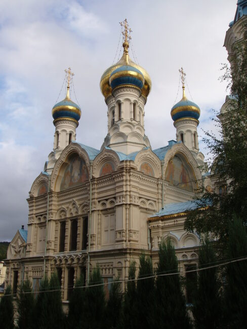 Собор Петра и Павла Карловы Вары