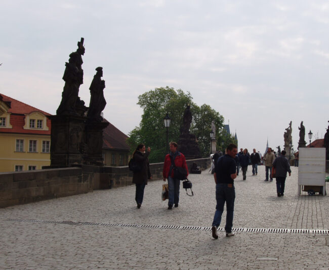 Статуи Карлова моста