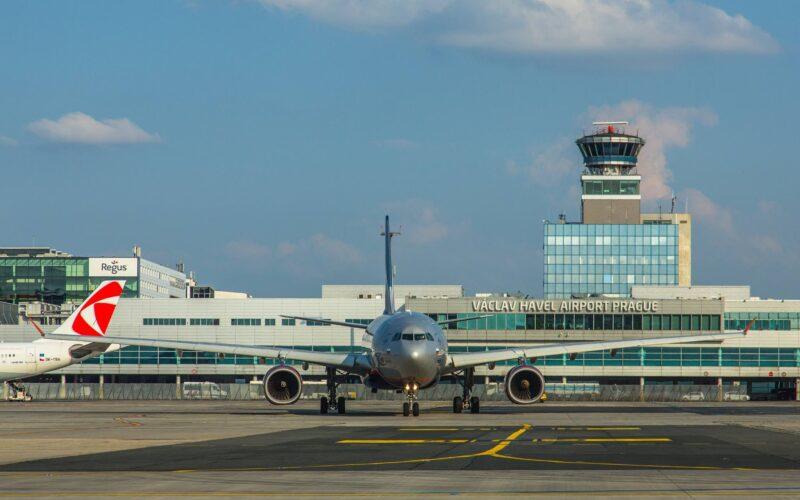 Аэропорт Вацлава Гавла в Праге