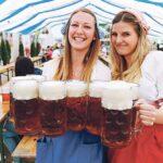 Пивной фестиваль в Праге