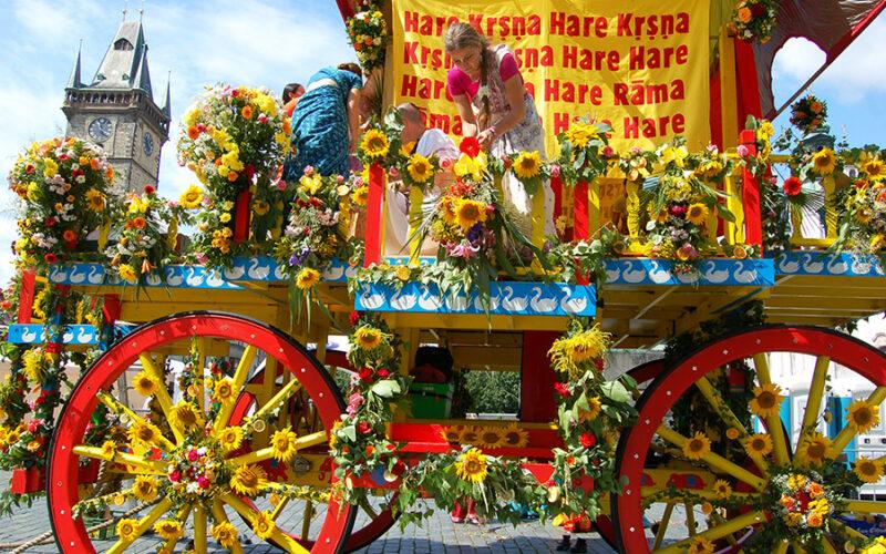 Индийский фестиваль в Праге